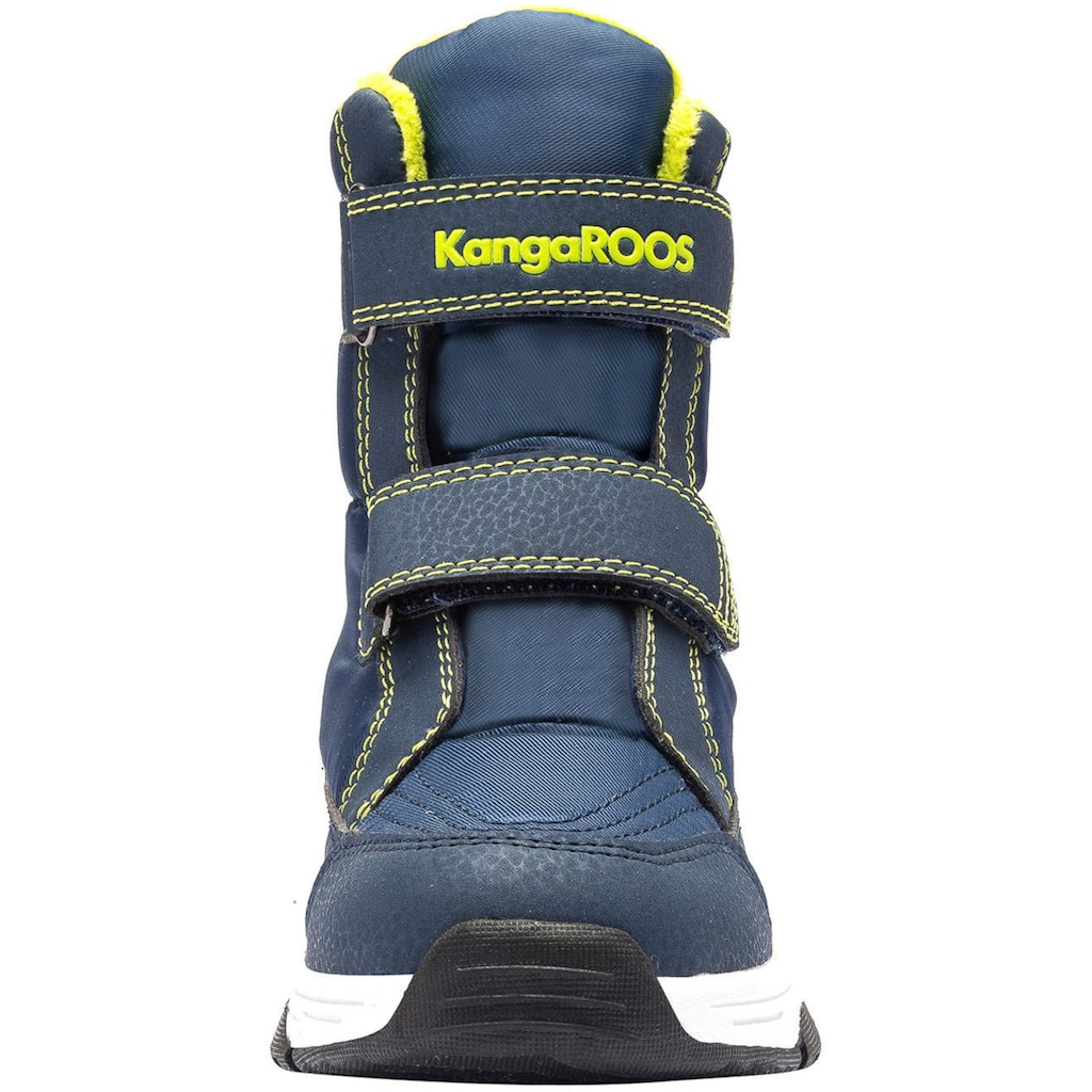 KangaROOS Winterstiefel »K-Flossy V RTX«, Wasserdicht