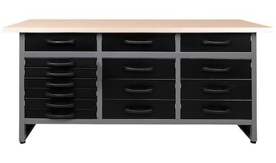 ONDIS24 Werkbank »Konny«, ca. 160x60x85 cm kaufen