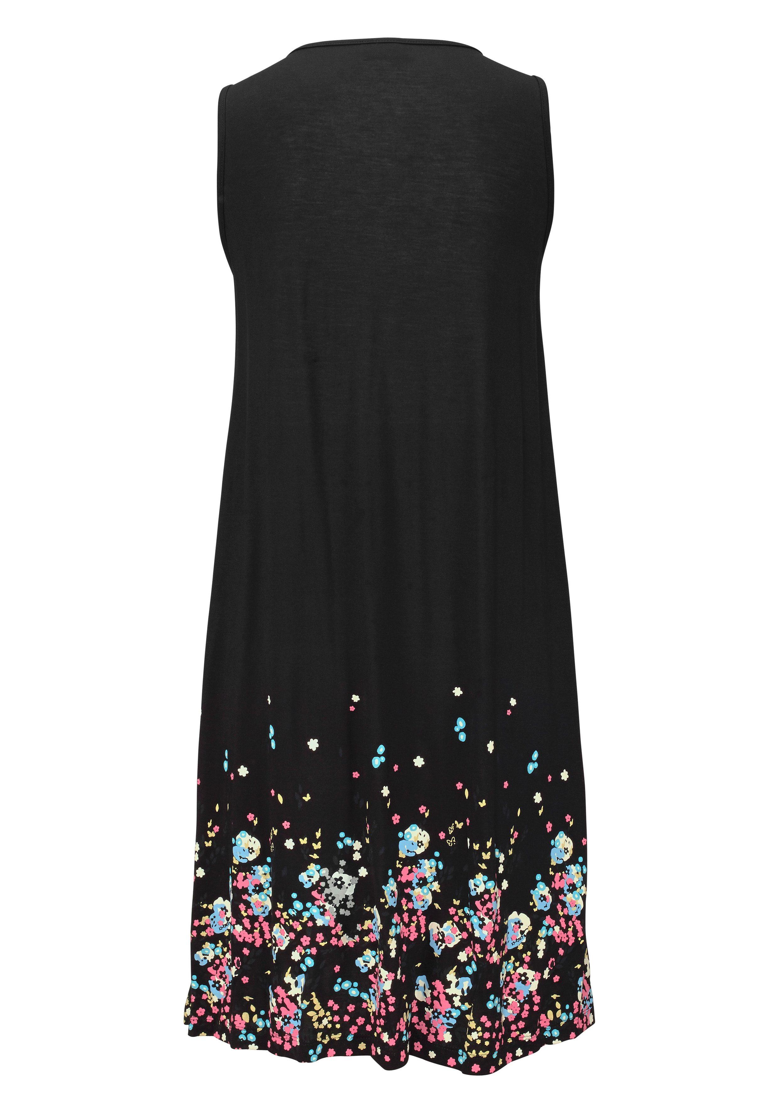 Beachtime Strandkleid Damenmode/Bekleidung/Kleider/Knielange Kleider