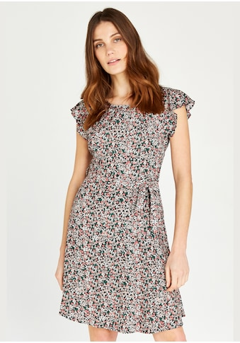 Apricot Druckkleid »Ditsy Belted Dress«, (mit Bindegürtel), mit Bindegürtel kaufen