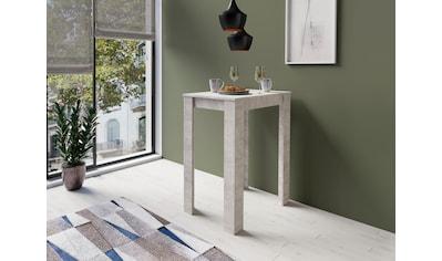 byLIVING Bartisch »Nele«, Höhe 104 cm, in verschiedenen Farben kaufen