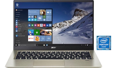 Acer Notebook »SF114-34-P0PL«, (256 GB SSD) kaufen