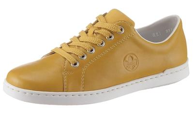 Rieker Sneaker, mit seitlicher Logo-Prägung kaufen