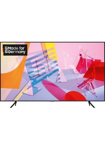 "Samsung QLED-Fernseher »GQ85Q60T«, 214 cm/85 "", 4K Ultra HD, Smart-TV kaufen"