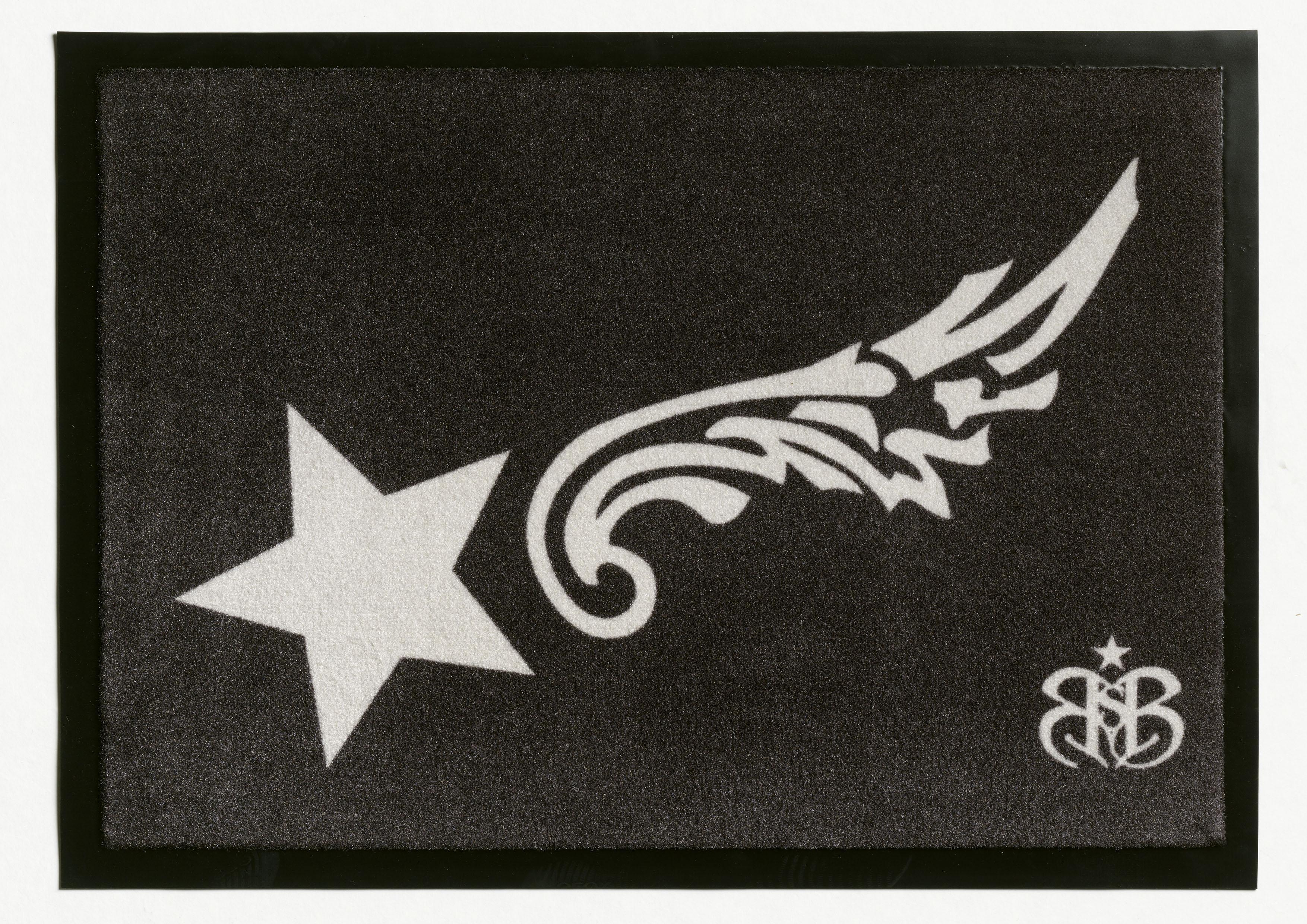 Fußmatte,  801 , Rock STAR Baby, rechteckig, Höhe 2 mm Preisvergleich