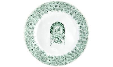 Q Squared NYC Speiseteller »Hunter Collection«, (Set, 2 St.), Ø 27 cm, Melamin kaufen
