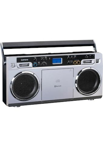Lenco »SCD - 580« CD - Radiorecorder (FM - Tuner) kaufen