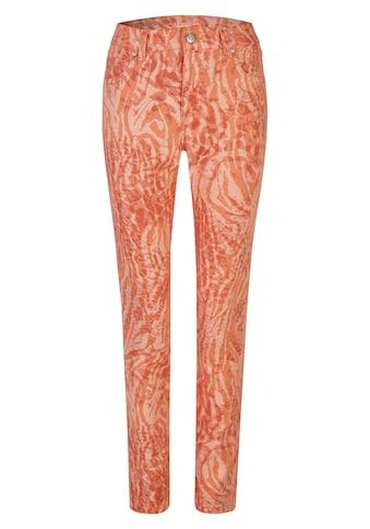 ANGELS Skinny-fit-Jeans, 'Skinny' mit Animalprint kaufen