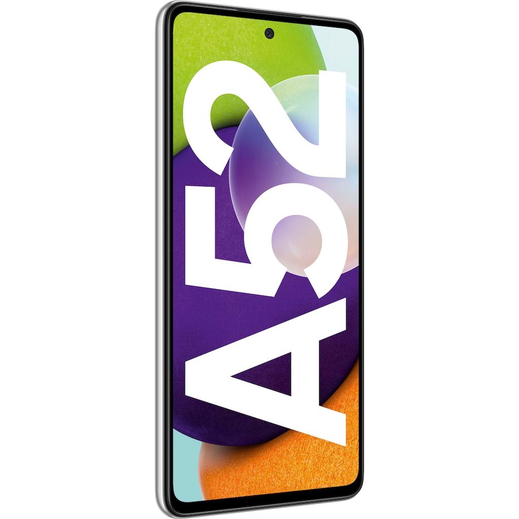 "Samsung Smartphone »Galaxy-A52«, (16,4 cm/6,5 "" 128 GB Speicherplatz, 64 MP Kamera)"