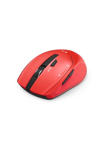 Hama Kompakte Funk PC Maus, kabellose Computermaus, max 2400 dpi »Milano, 6 Tasten, optisch« kaufen