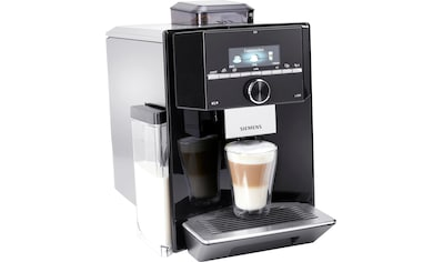 SIEMENS Kaffeevollautomat Kaffeevollautomat EQ.9 s300 TI923509DE, 2,3l Tank, Scheibenmahlwerk kaufen