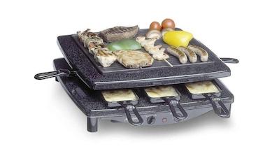 Steba Raclette RC 3 plus, 8 Raclettepfännchen, 1450 Watt kaufen