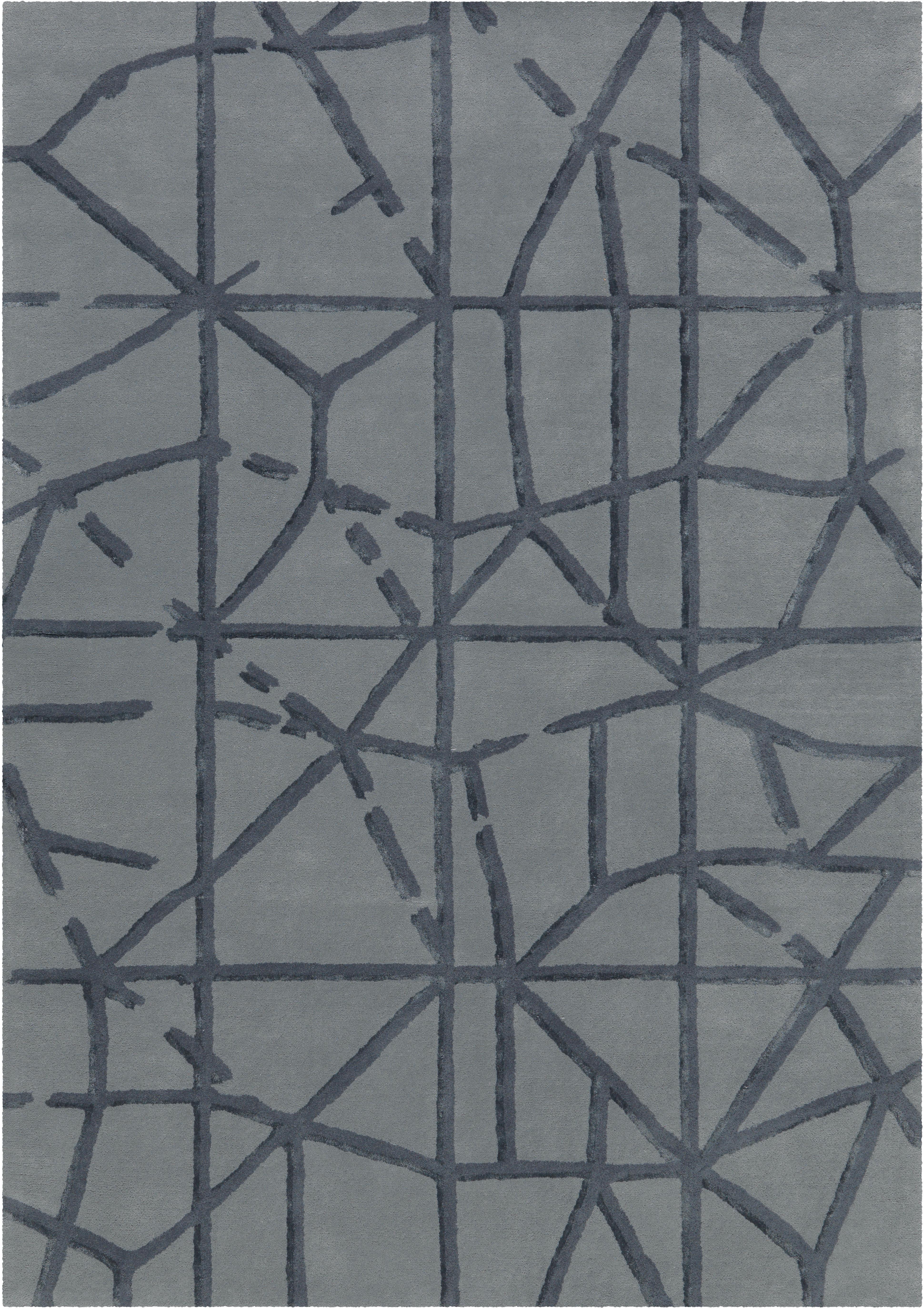 Teppich Satin 8063 Arte Espina rechteckig Höhe 4 mm handgetuftet
