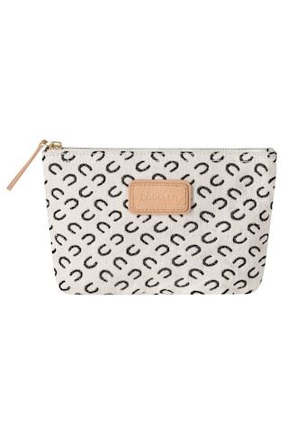 Codello Limited Edition Logo-Beauty Bag aus Canvas kaufen