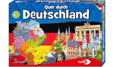 """Noris Spiel, """"Quer durch Deutschland"""" kaufen"""