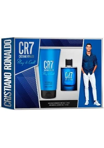 CRISTIANO RONALDO Duft-Set »Play It Cool«, (2 tlg.) kaufen