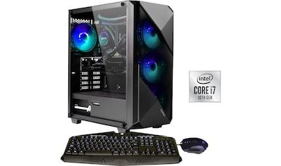 Hyrican »Striker 6603« Gaming - PC (Intel®, Core i7, RTX 3070, Wasserkühlung) kaufen