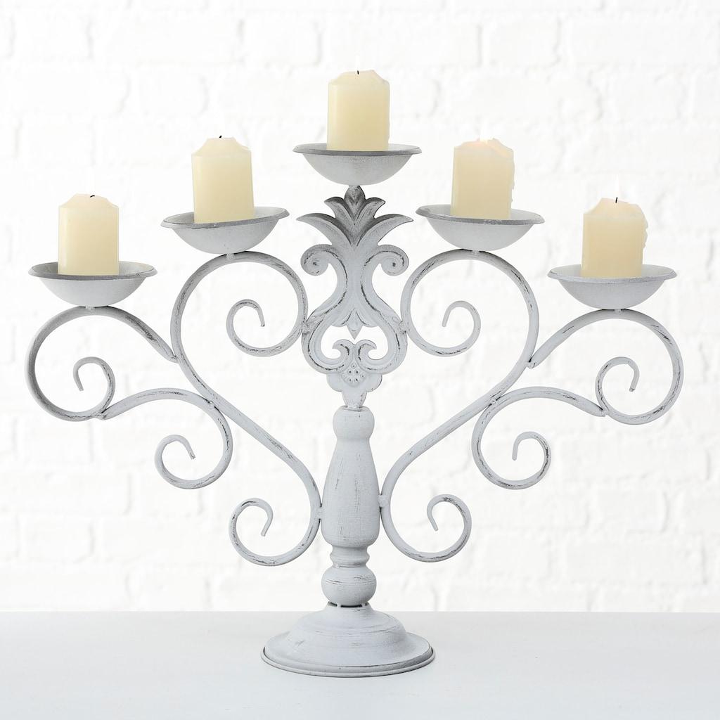 BOLTZE Kerzenhalter »Malou«