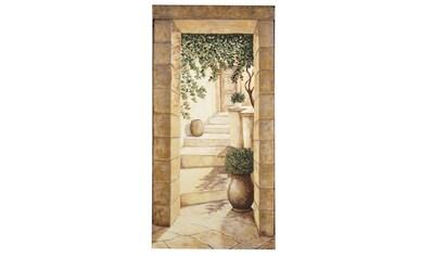 Bild Treppenaufgang kaufen