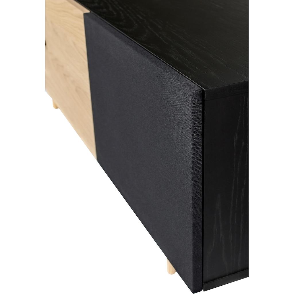 Woodman TV-Board »Daniel«, mit Soft Close Funktion, Breite 150 cm