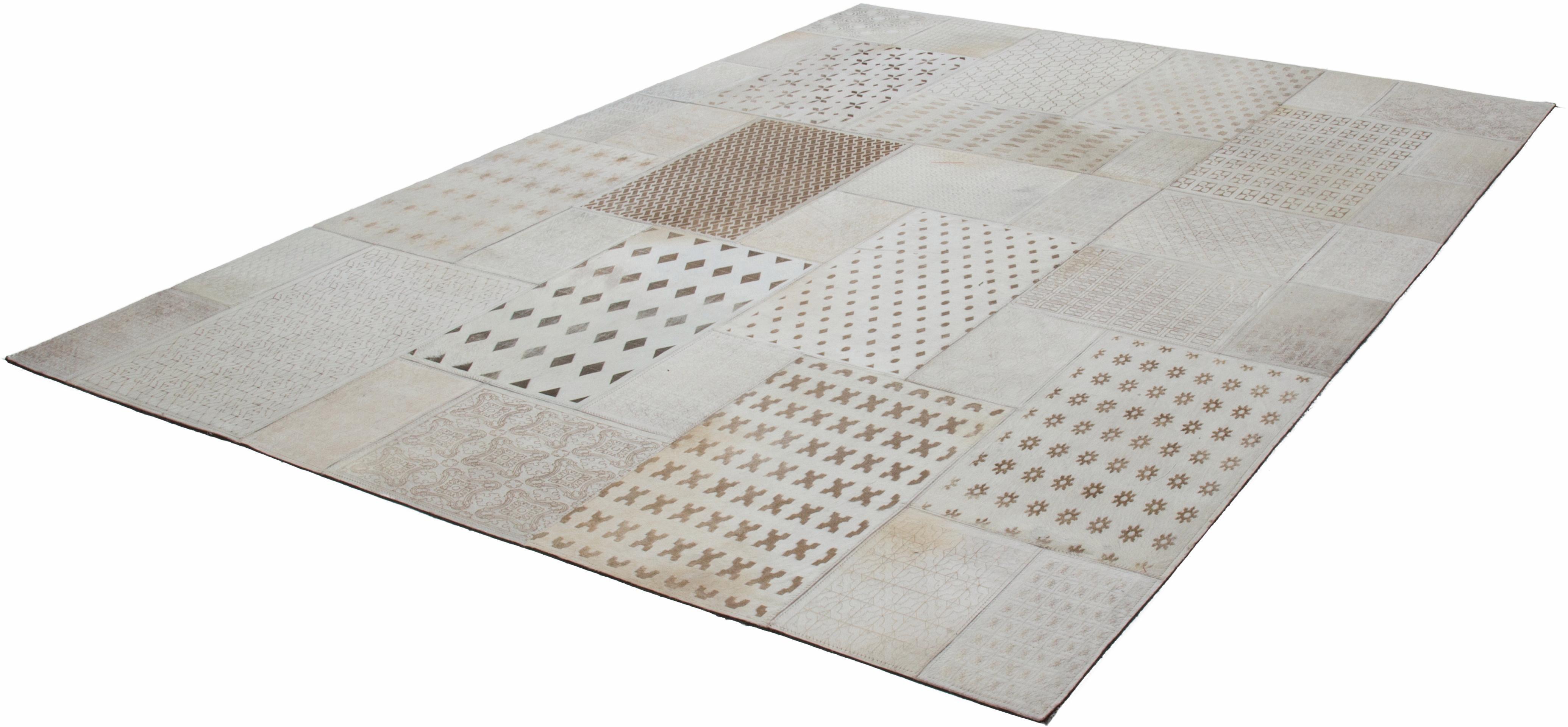 Fellteppich Gleam 560 Kayoom rechteckig Höhe 10 mm handgewebt