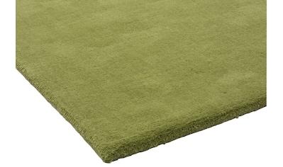 Hochflorteppich uni Farben kaufen