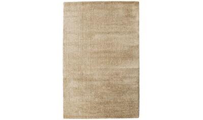 Sanat Hochflor-Teppich »Silky Touch«, rechteckig, 30 mm Höhe, Besonders weich durch Microfaser, Wohnzimmer kaufen