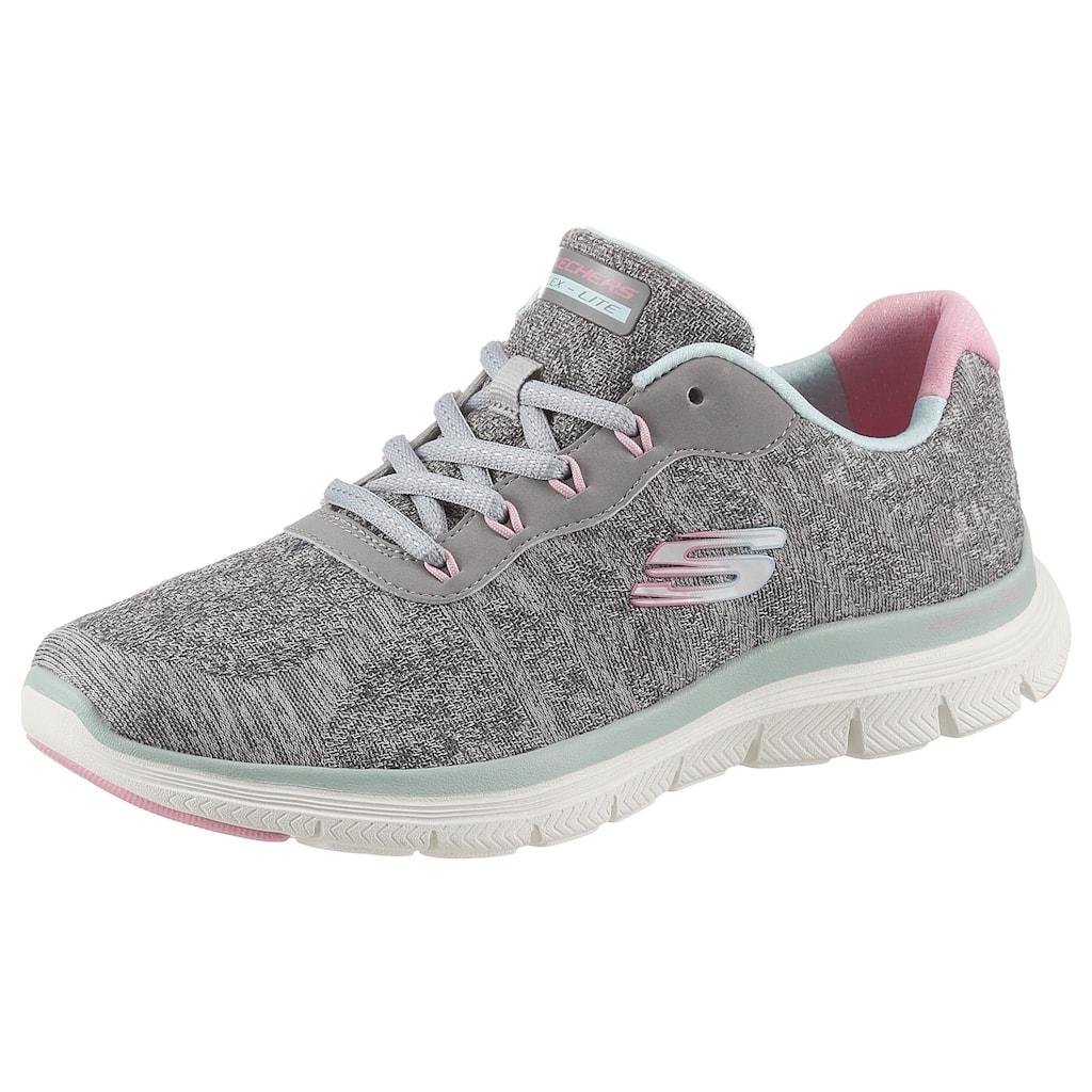Skechers Sneaker »FLEX APEEAL 4.0 FRESH MOVE«, mit Air Cooled Memory Foam