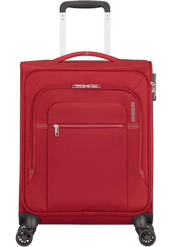 American Tourister® Weichgepäck-Trolley »Crosstrack, 55 cm«, 4 Rollen kaufen