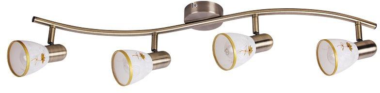 Rabalux Deckenstrahler ART FLOWER, E14, Deckenlampe