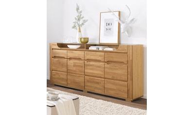 Woltra Sideboard »Denis«, Breite 200 cm kaufen