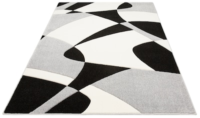 Teppich, »Kasai«, Home affaire, rechteckig, Höhe 13 mm, maschinell gewebt kaufen