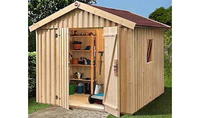 WEKA Gartenhaus »Schwedenhaus«, BxT: 277x286 cm kaufen