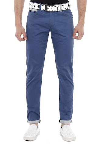 Cipo & Baxx Stoffhose, im bequemen Casual-Look in Straight Fit kaufen