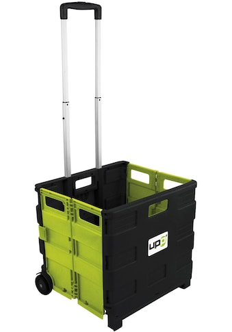 "UPP Transporttrolley ""Shopping Cart"", 65 Liter kaufen"