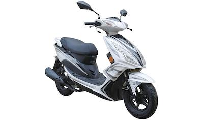 GT UNION Motorroller »GT3«, 50 cm³, 45 km/h, Euro 4, 3 PS kaufen