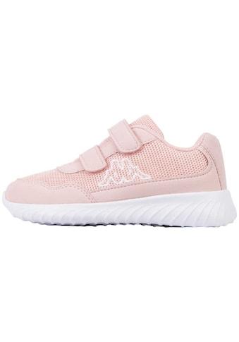 Kappa Sneaker »CRACKER II K«, in kinderfu&szlig;gerechter Passform<br /> kaufen
