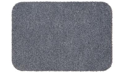 Home affaire Fußmatte »Willa«, rechteckig, 9 mm Höhe, Fussabstreifer, Fussabtreter, Schmutzfangläufer, Schmutzfangteppich, Schmutzmatte, Türmatte, Türvorleger, Schmutzfangmatte, In- und Outdoor geeignet, waschbar kaufen