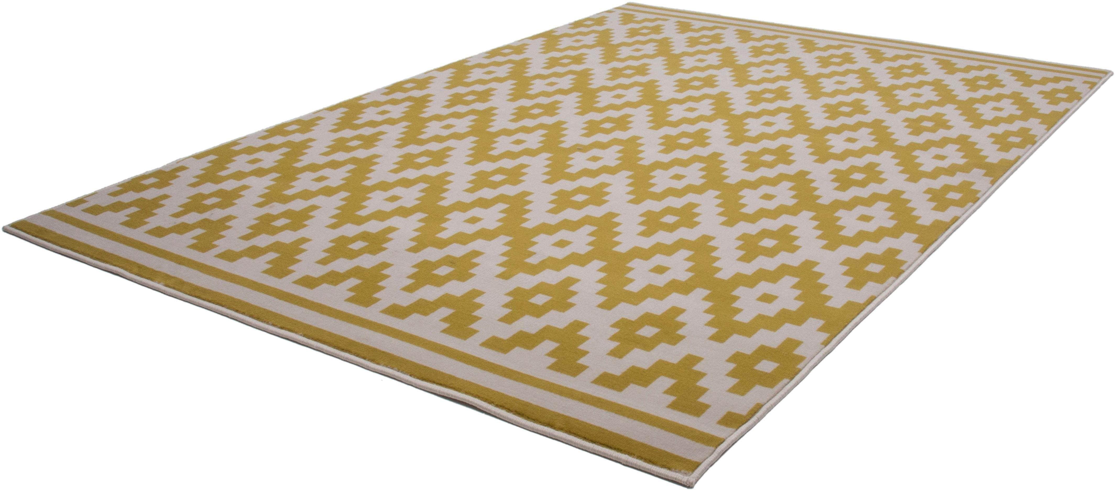 Teppich Cefal 300 calo-deluxe rechteckig Höhe 10 mm maschinell gewebt