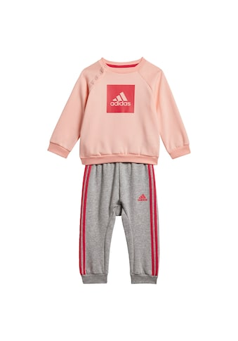 adidas Performance Jogginganzug »3STRIPES LOGO JOGGER FLEECE«, (Set, 2 tlg.) kaufen