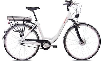 Chrisson E-Bike »E-Lady N7«, 7 Gang, Shimano, Nexus SG-C3000-7C, Frontmotor 250 W kaufen