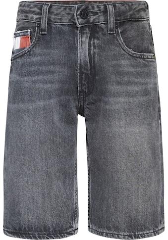 TOMMY HILFIGER Jeansshorts »MODERN STRAIGHT SHORT« kaufen