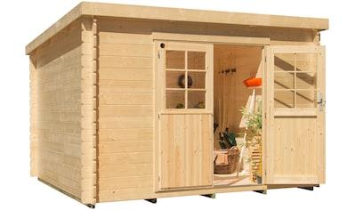 Kiehn - Holz Gartenhaus, »Hummelsee 3« kaufen
