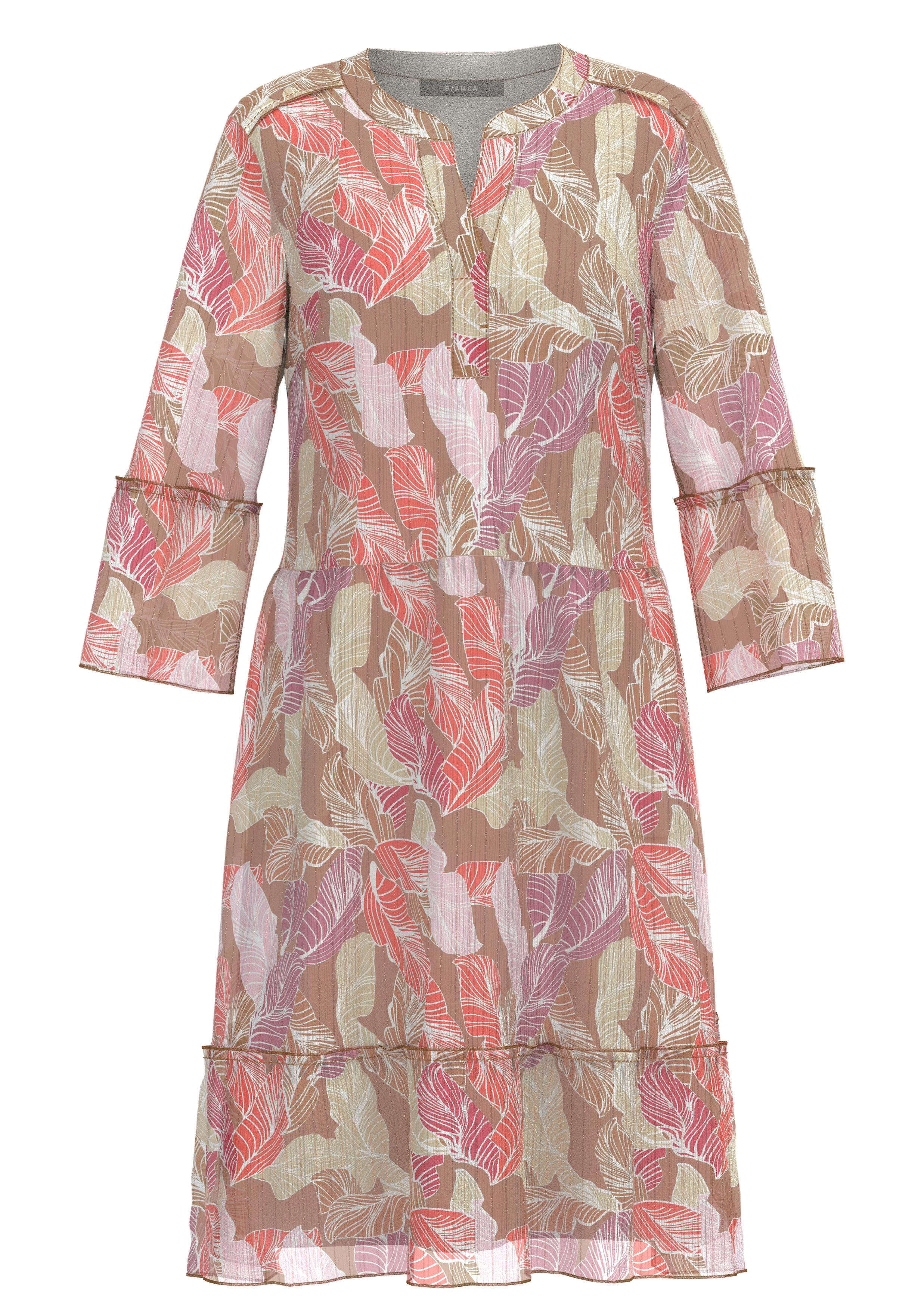 bianca -  Sommerkleid DANY, im coolen Design mit dezenten Glitzerdetails
