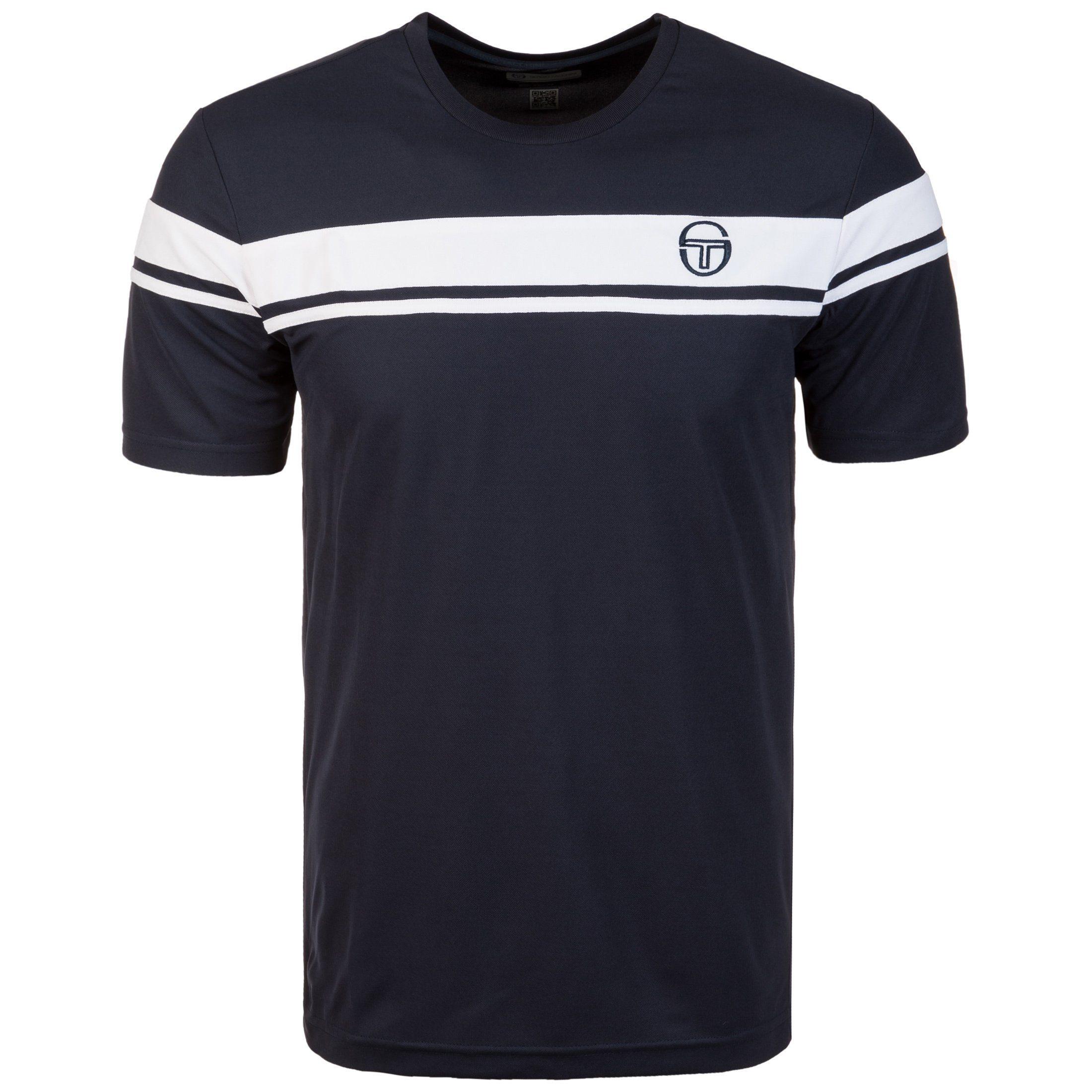 Sergio Tacchini T-Shirt Young Line Pro | Bekleidung > Shirts > Sonstige Shirts | Blau | Sergio Tacchini