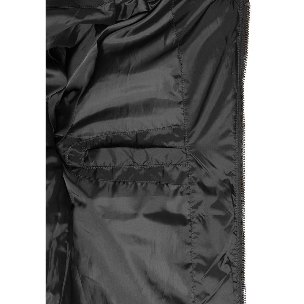 Blend Steppjacke »Camaro«, Übergangsjacke mit Stehkragen