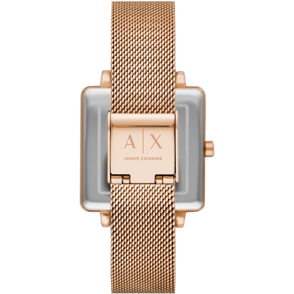 ARMANI EXCHANGE Quarzuhr »AX5806«, (1 tlg.)
