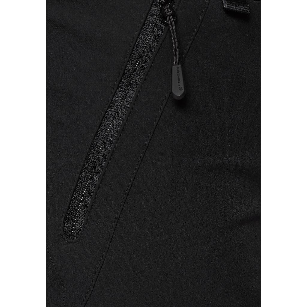 Jack Wolfskin Trekkinghose »ACTIVATE XT«, elastisch