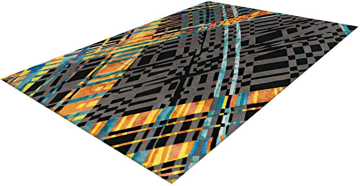 Teppich Diamond 8050 Arte Espina rechteckig Höhe 10 mm handgetuftet