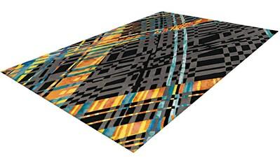 Arte Espina Teppich »Diamond 8050«, rechteckig, 10 mm Höhe, Wohnzimmer kaufen